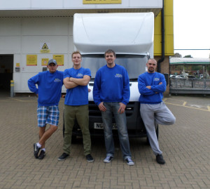 London House Removals Team