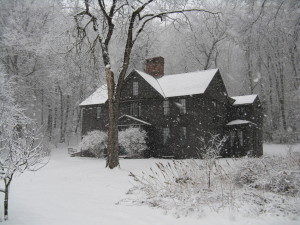 Winter House Hunting